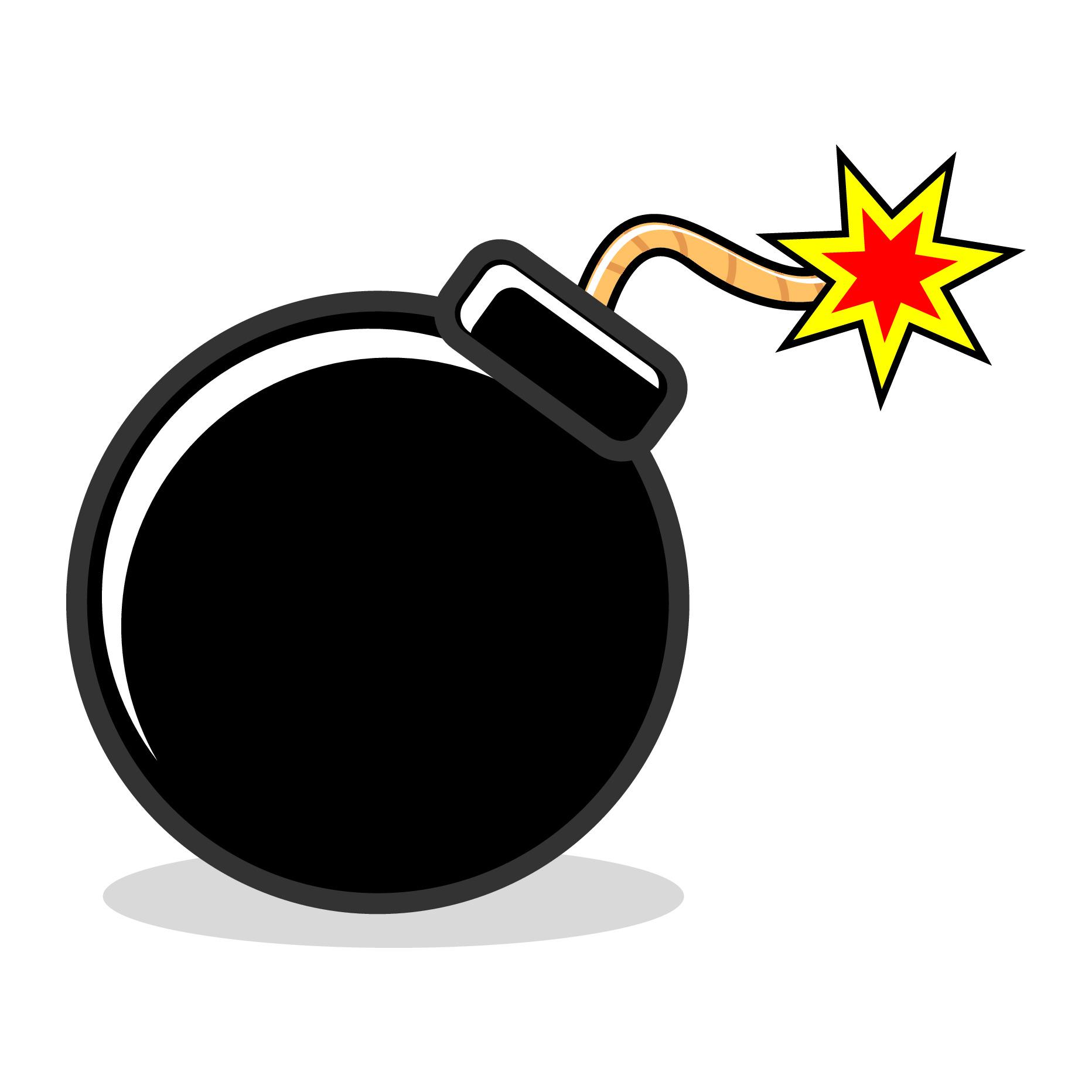 Bomb Clipart #171-Bomb Clipart #171-8