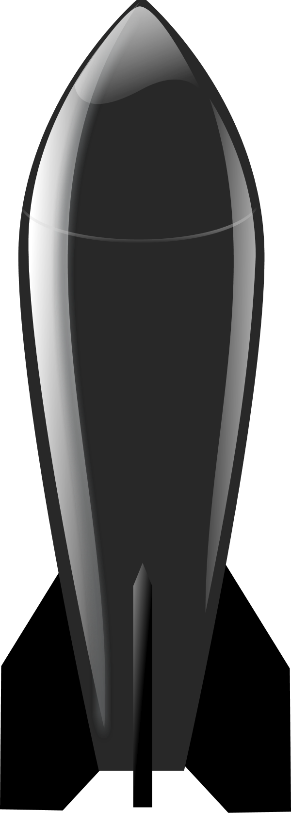 Bomb Vector Clip Art