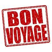 Bon Boyage; Bon Voyage Stamp-bon boyage; Bon voyage stamp-1