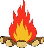 Bonfire Clipart-bonfire clipart-1