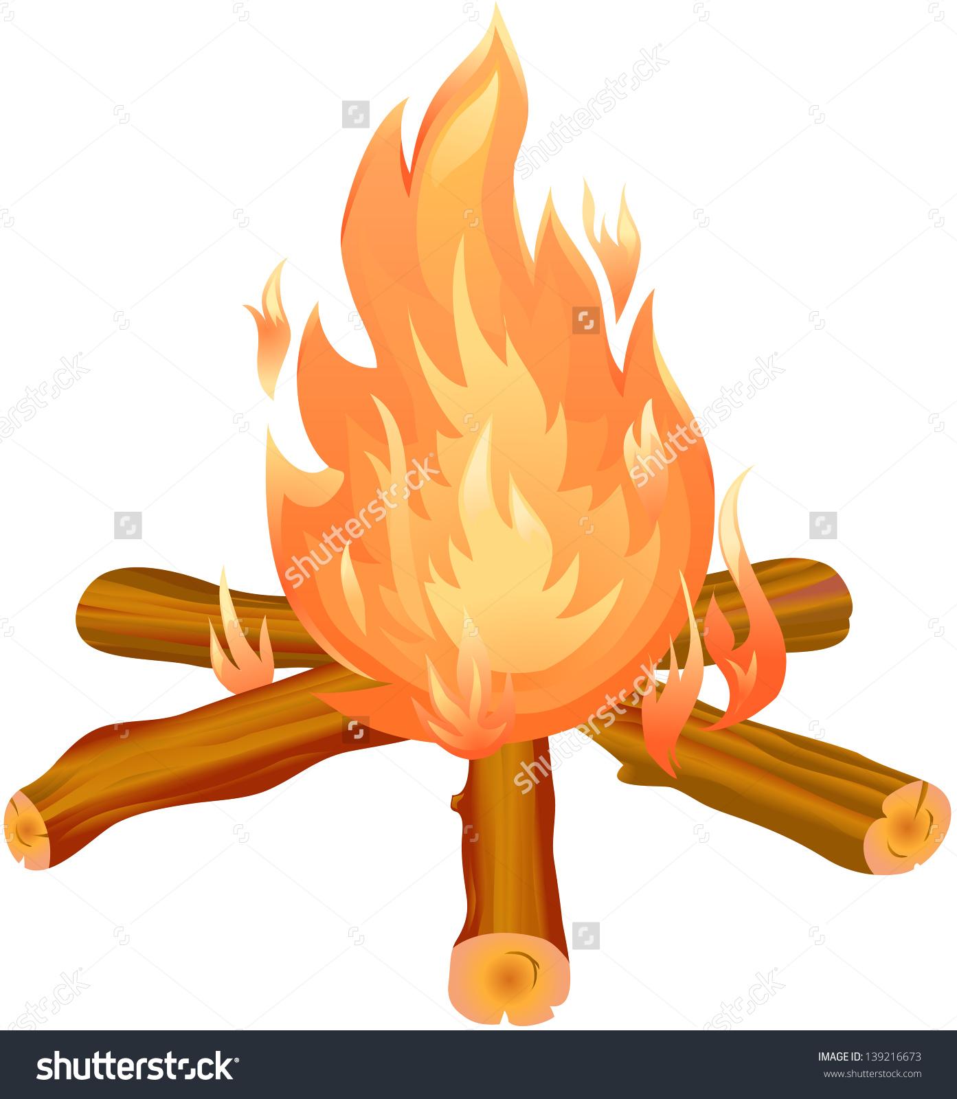 Bonfire Clipart-Bonfire clipart-3