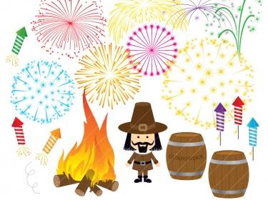 Bonfire Night Clipart-bonfire night clipart-6