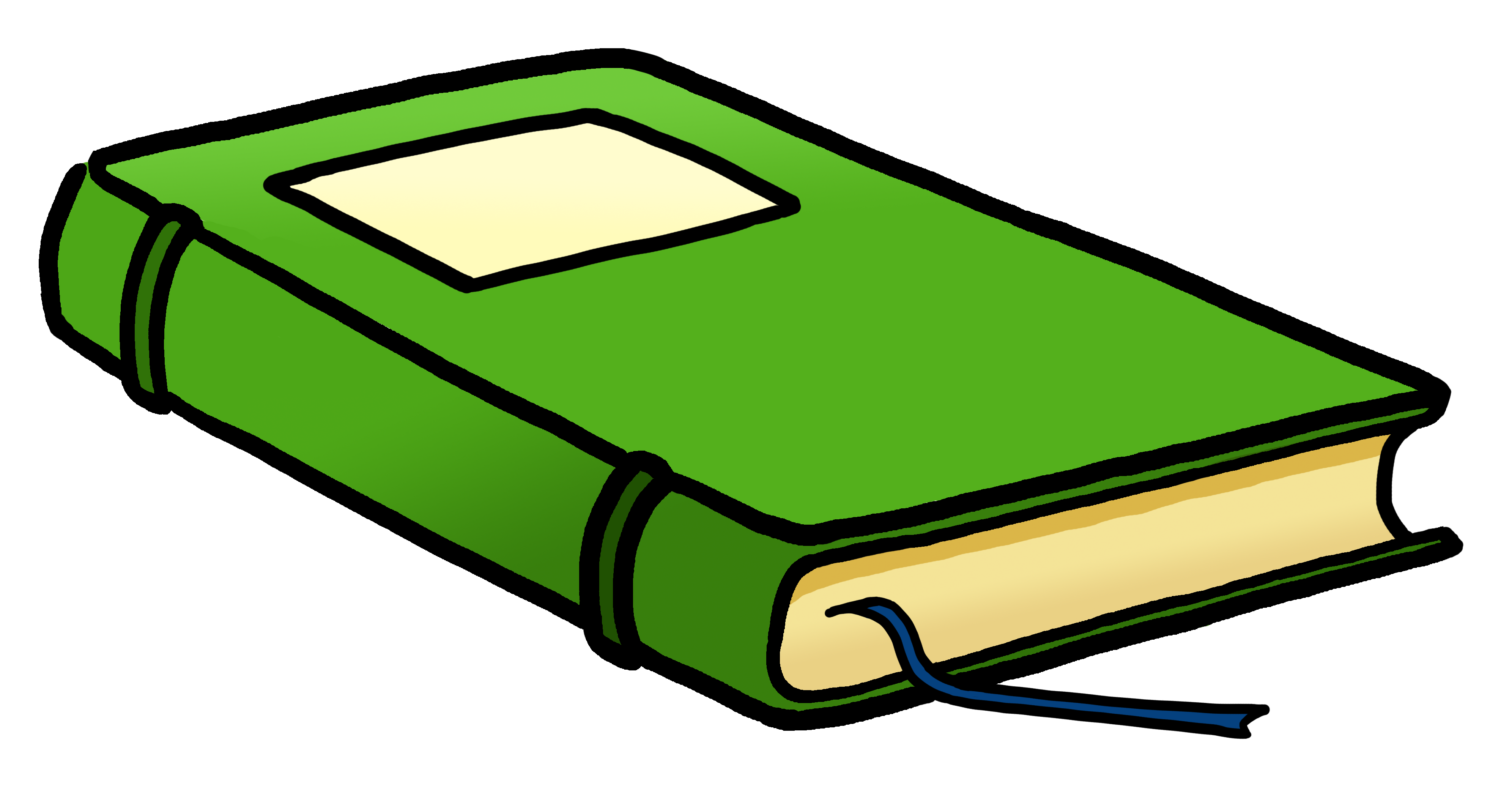 Book Clip Art - Book Clip