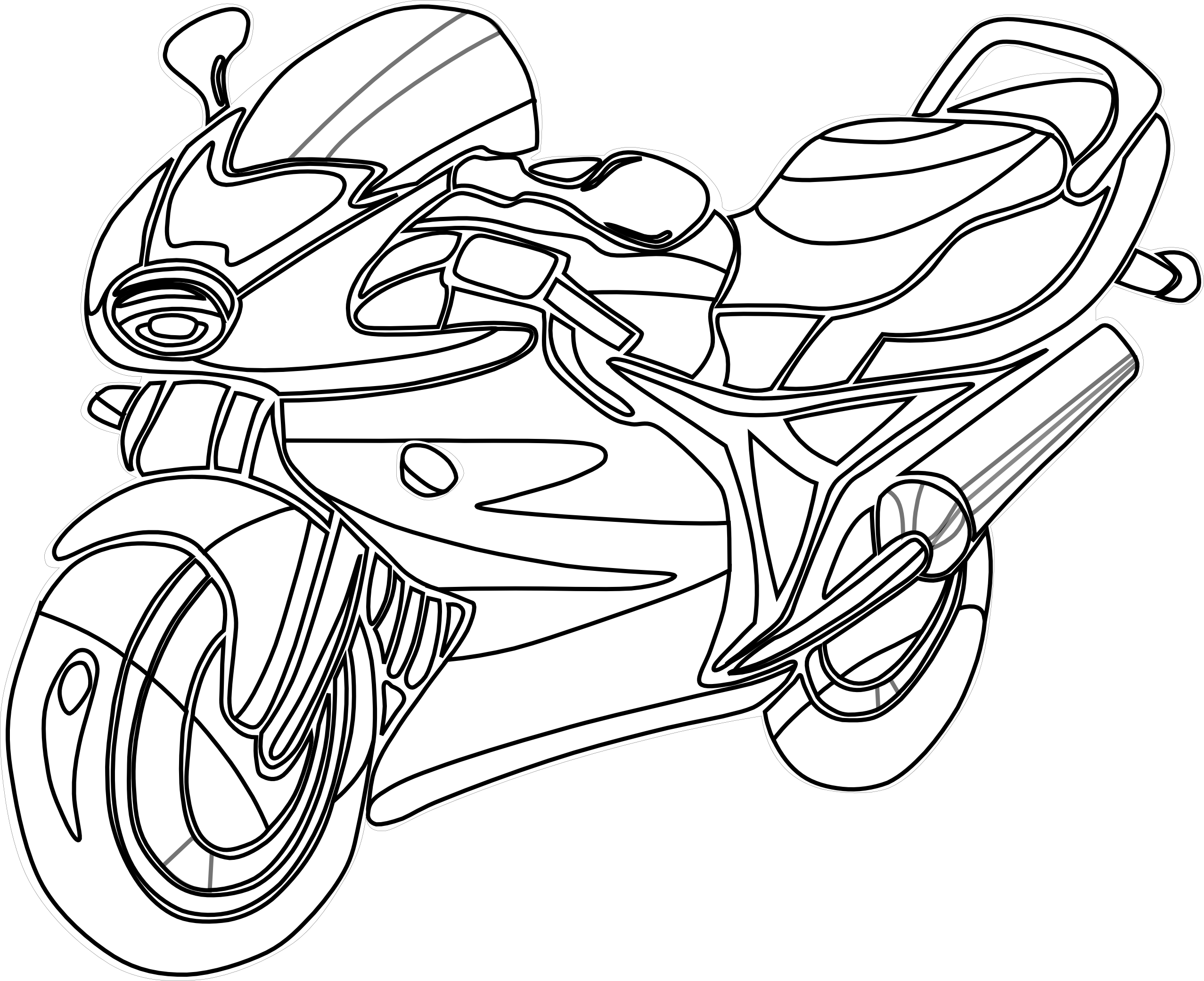 Book Clipart Black And White-book clipart black and white-1