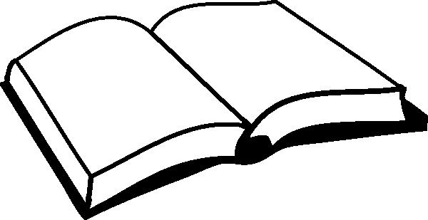 book clip art; clip art book  - Book Clip