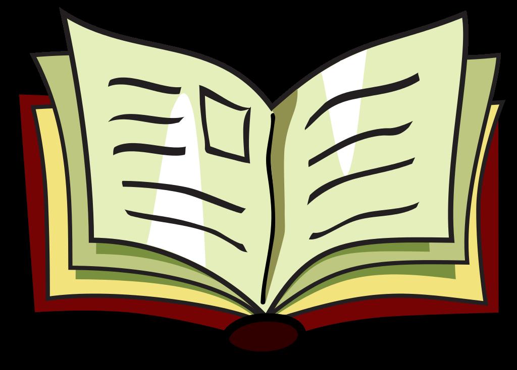 Book Clipart-Clipartlook.com-1024