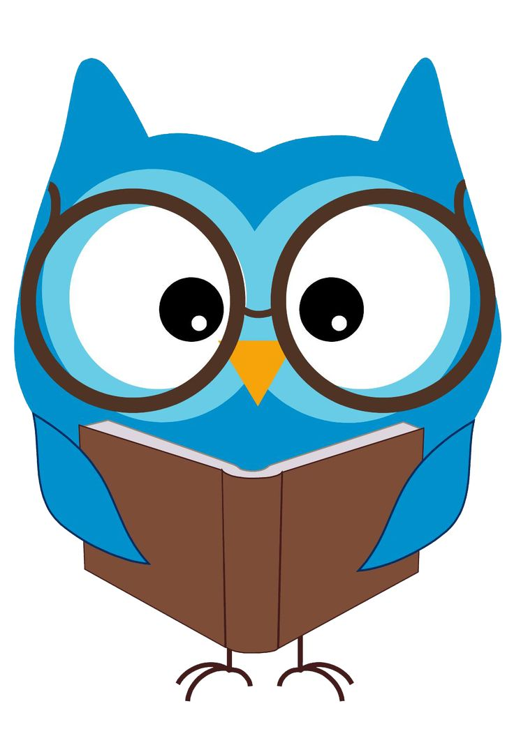 Book Clipart Free | Clipart Panda - Free Clipart Images. Owl Clip ...