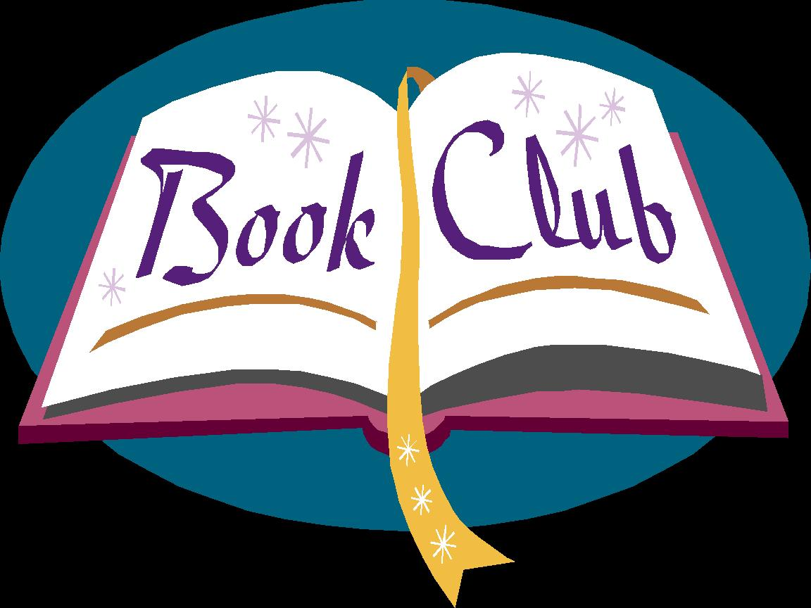 Book Club Clip Art #23921
