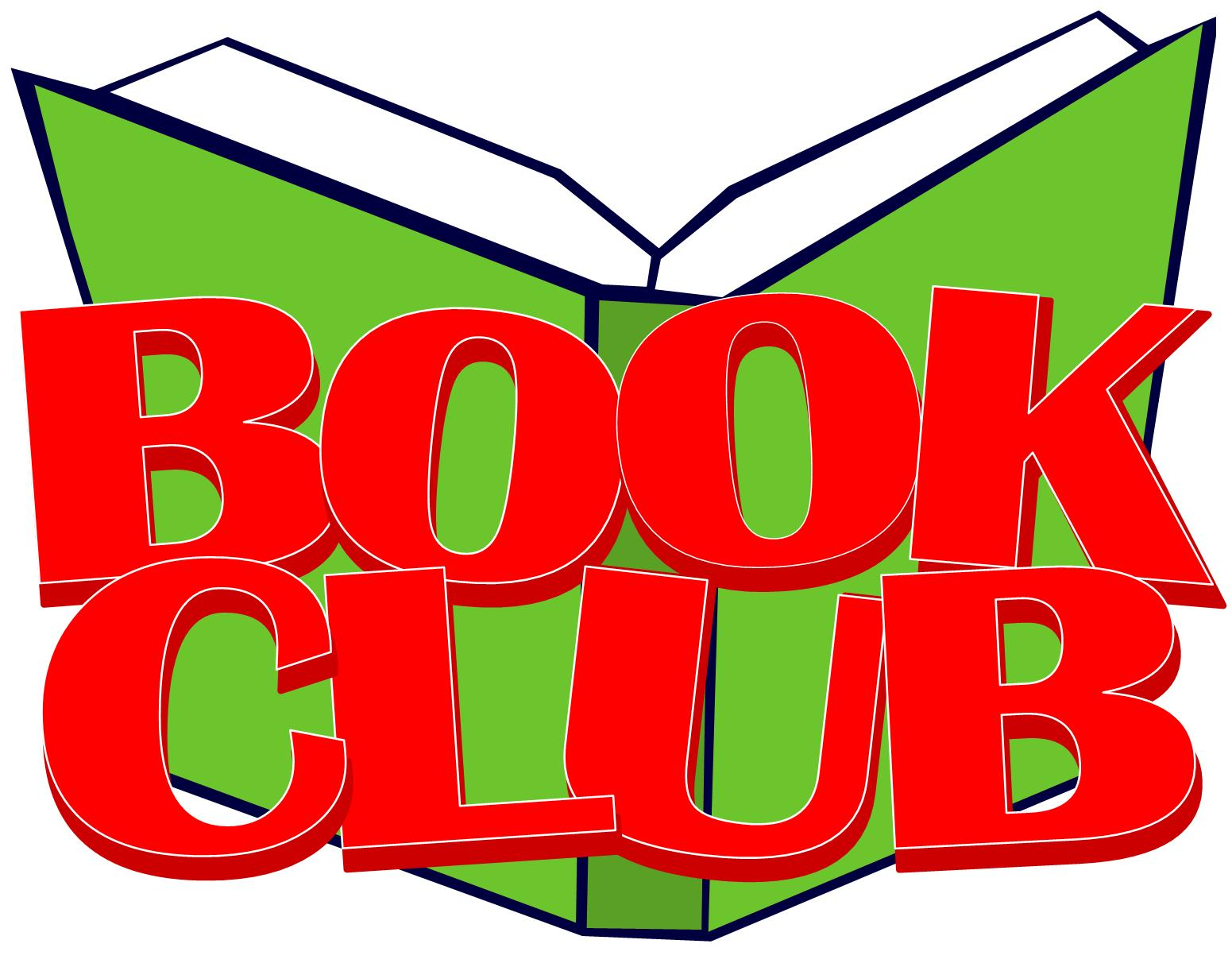 ... Book Club Clip Art ...