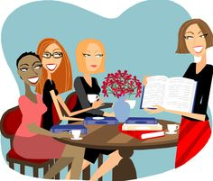 Book Club Clipart Free. Cinema Cartoon Clipart