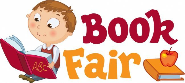 Book Fair clip art from PTO Today. | Clip Art | Pinterest | Clip art, Art and Book fairs