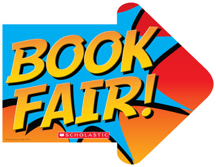 ... Book Fair Clipart ... - Book Fair Clip Art