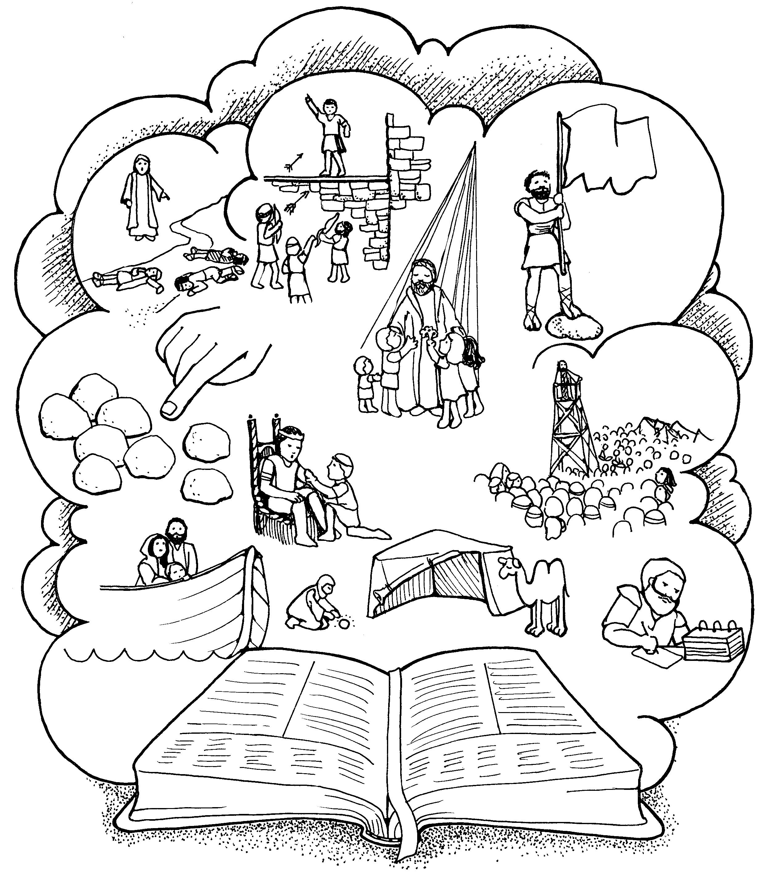 book of mormon clipart .