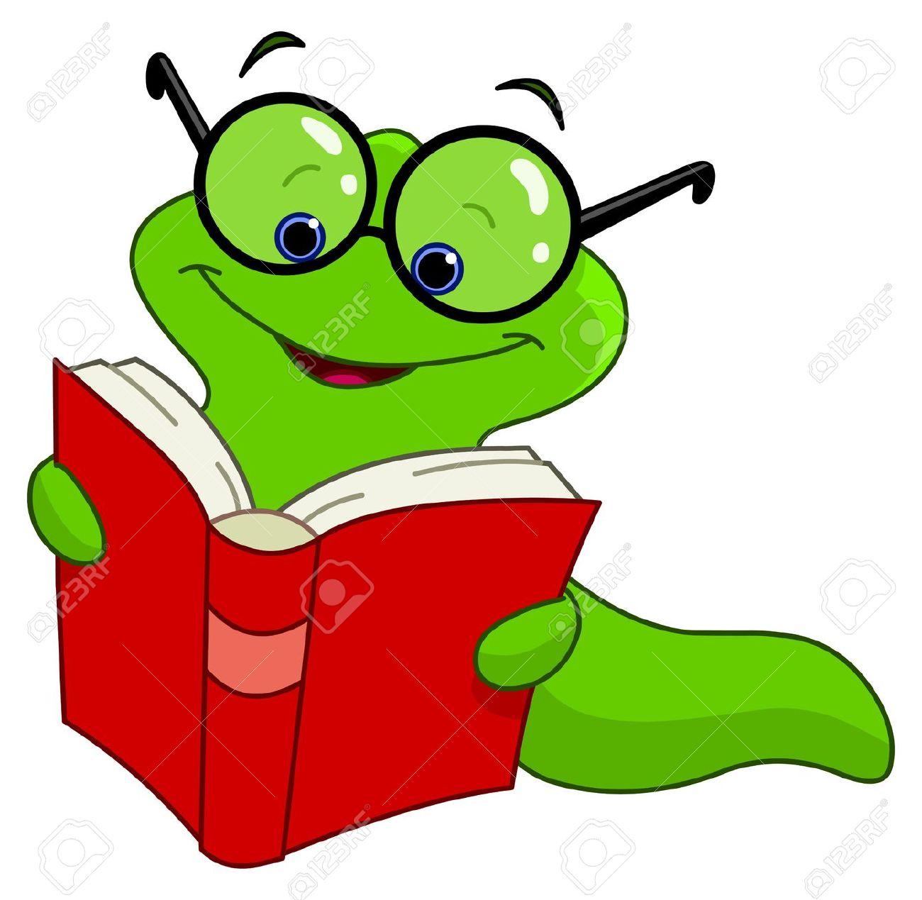 book worm clip art. book worm: Book worm