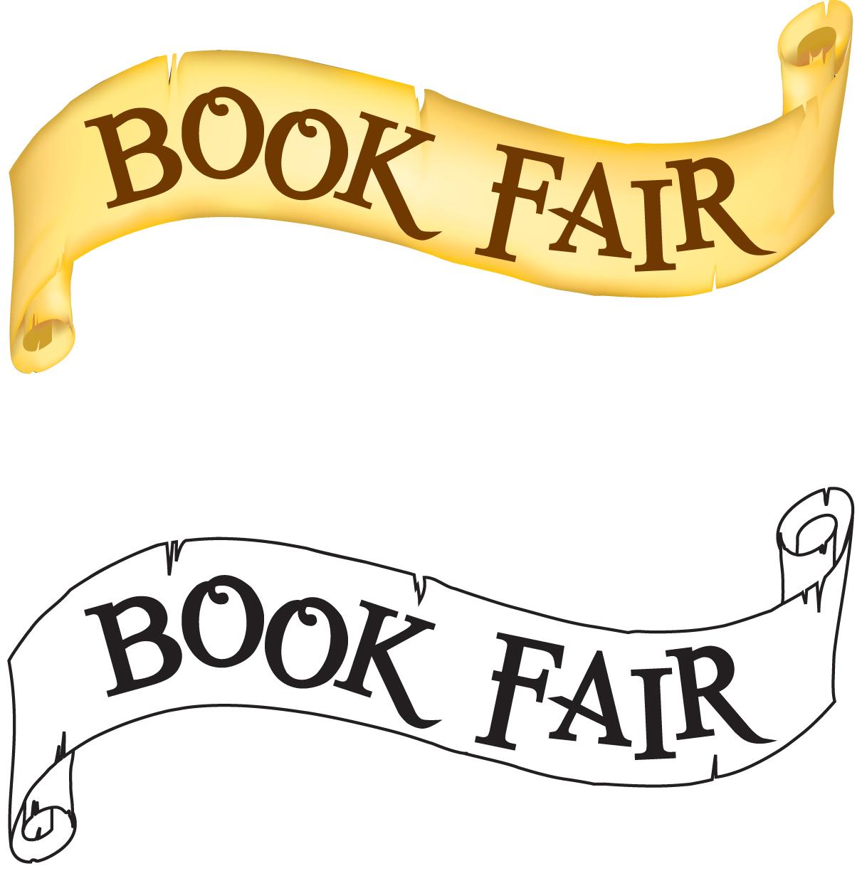 Bookaneer Book Fair Clip Art  - Book Fair Clip Art