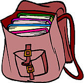 Bookbag Clipart-bookbag clipart-10
