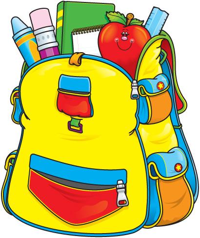 bookbag clipart