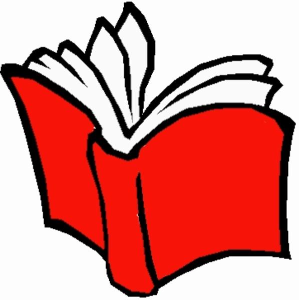 Books clip art book free .