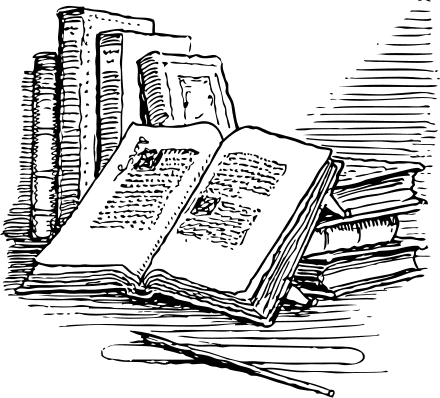 Books free open book clipart public domain open book clip art images 3