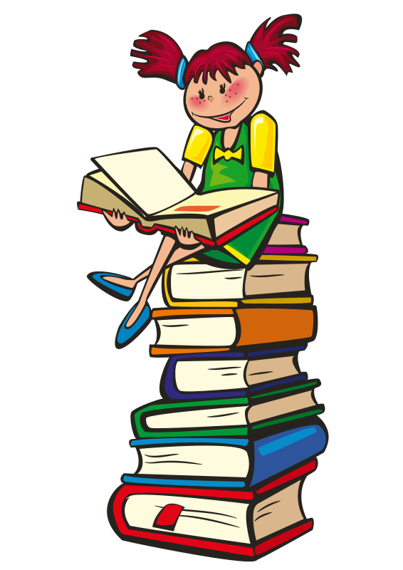 books reading clipart. schooling clipart-books reading clipart. schooling clipart-19