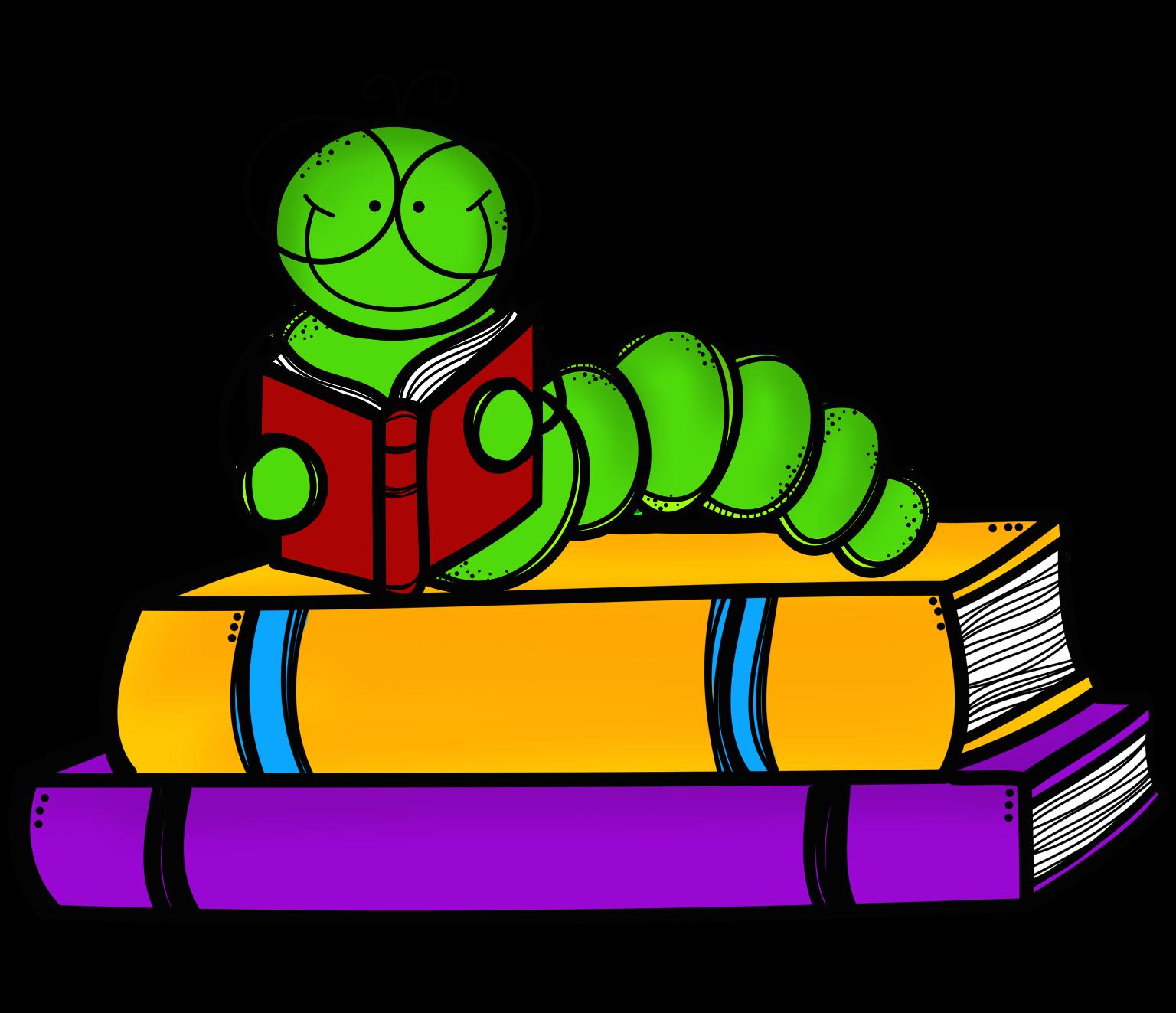 ... Bookworm Clip Art - clipartall ...