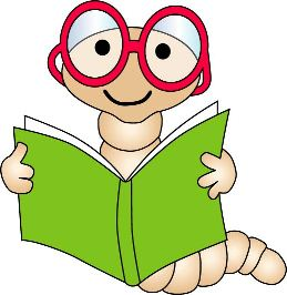 Bookworm With Bow Clipart-Bookworm With Bow Clipart-18