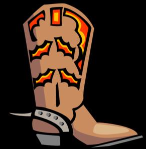 Boots Clip Art u0026middot; Boots Clip Art u0026middot; Cowboy Clip Art