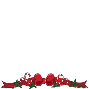Border Christmas Clipart .-border christmas clipart .-2