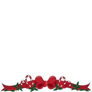 Border Christmas Clipart .-border christmas clipart .-1