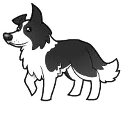 Border Collie Clipart Canine Chronicle-Border Collie Clipart Canine Chronicle-0