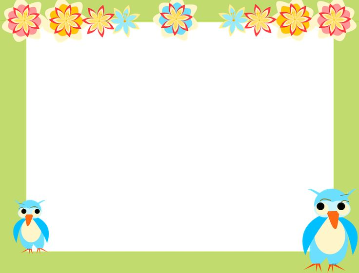 borders and frames clip art | owl scrapb-borders and frames clip art | owl scrapbooking paper for kids AND digital  owl frame And-9
