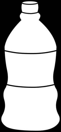Clipart Water Bottle