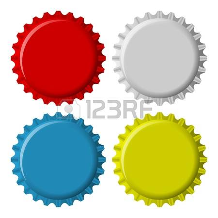 bottle cap: Bottle Cap isolat - Bottle Cap Clip Art