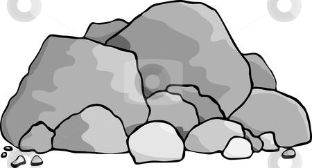 boulder clipart-boulder clipart-1