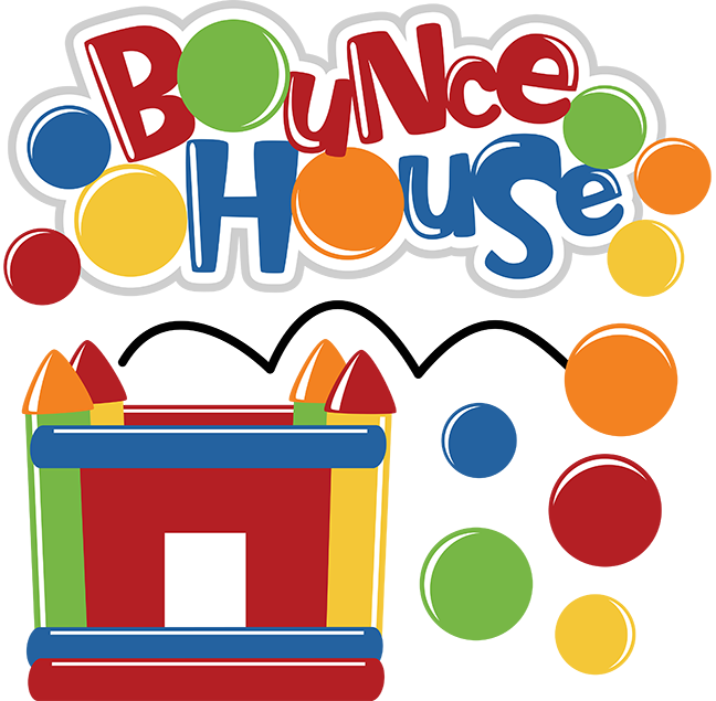 Bounce House Svg Scrapbooking Cute Svg Files For Scrapbooks Cute Svg