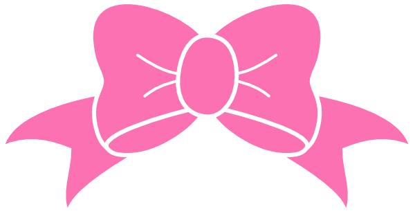Hair Bow Clip Art