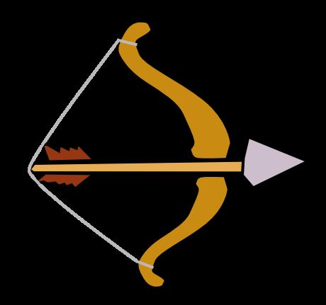 Bow And Arrow Clip Art Clipart Best-Bow And Arrow Clip Art Clipart Best-5
