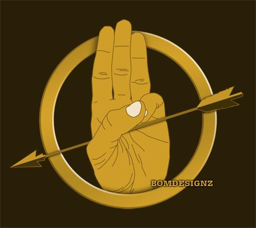 Bow And Arrow Clip Art Hunger .-bow and arrow clip art hunger .-2