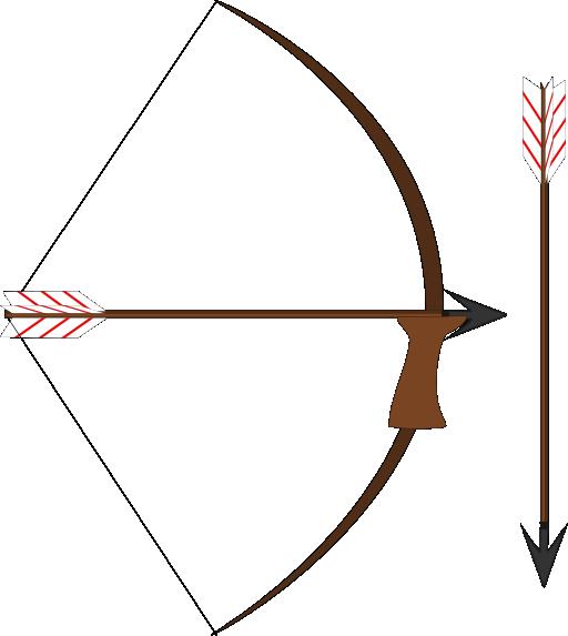 Bow And Arrow Clipart I2clipart Royalty Free Public Domain Clipart