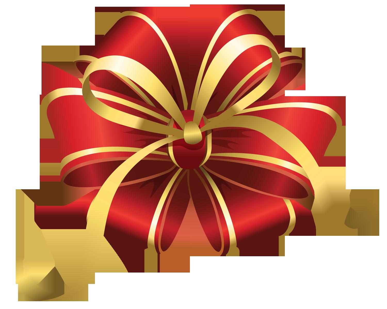 Christmas Bow Clip Art