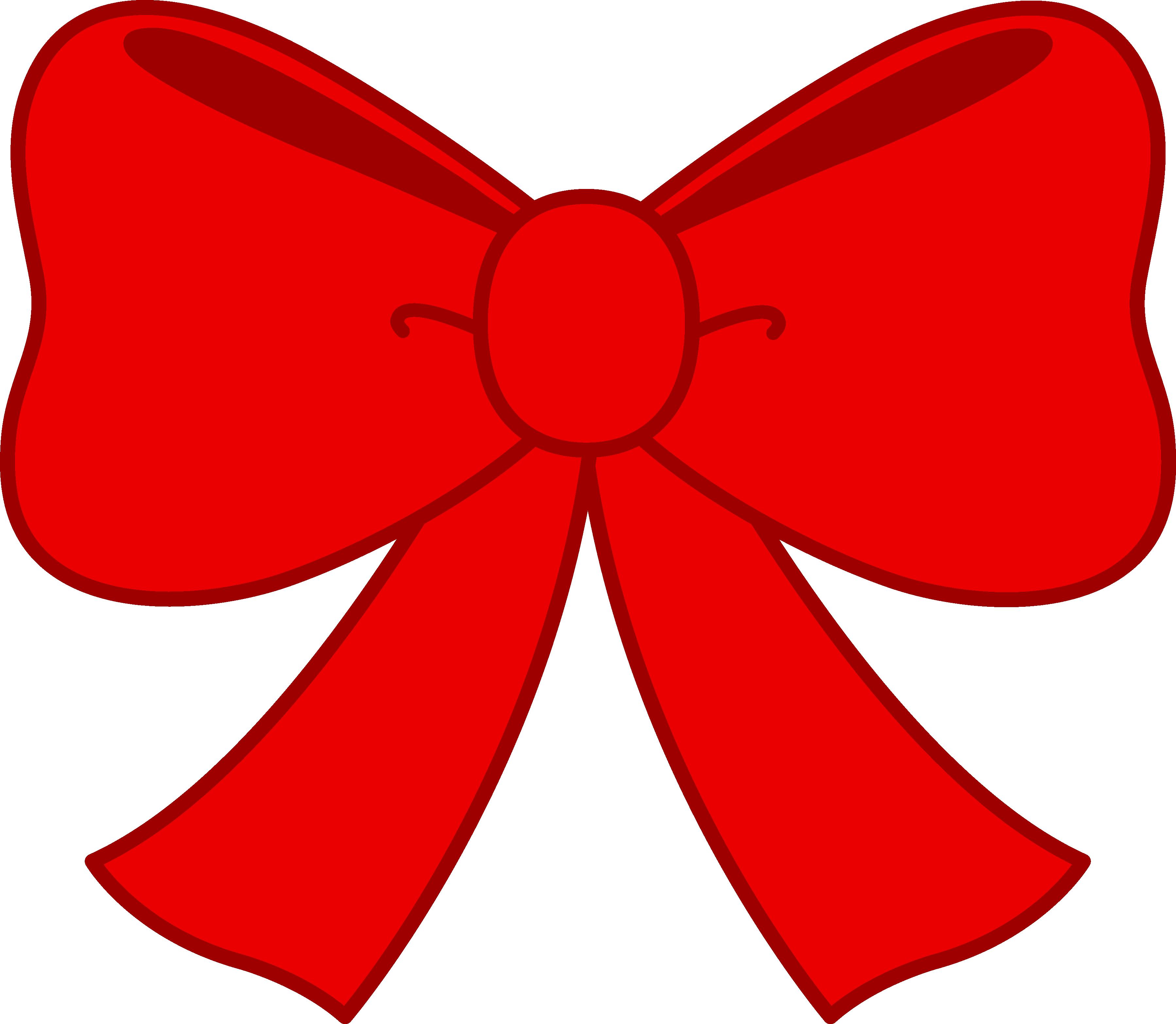 Bow Clip Art #11143