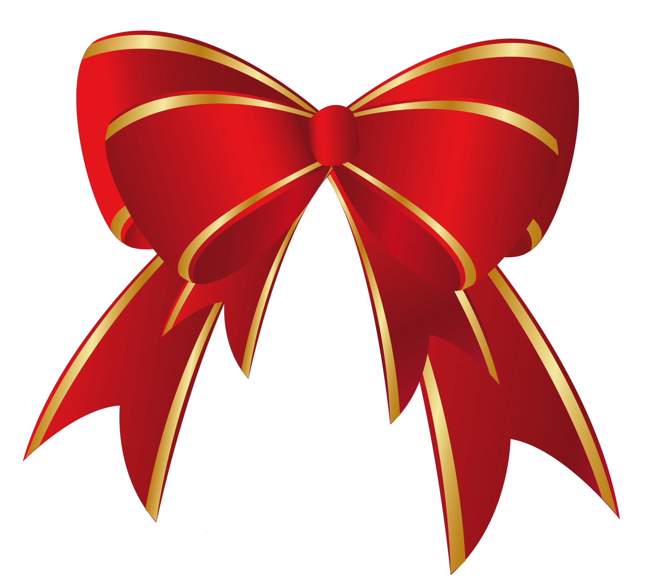 Bow Clip Art Free Cliparts Co