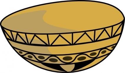 Bowl Clip Art