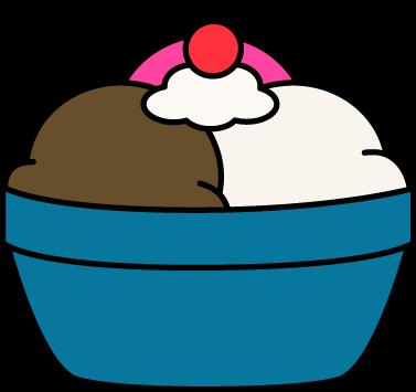 Bowl Ice Cream Clip Art