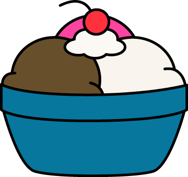 Bowl Ice Cream Clip Art-Bowl Ice Cream Clip Art-12