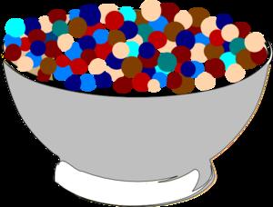 Bowl Of Cereal Clip Art-Bowl Of Cereal Clip Art-3