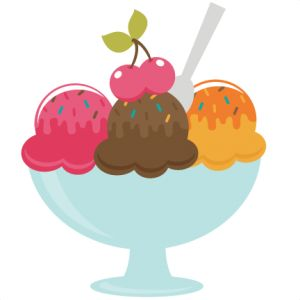 Bowl Of Ice Cream SVG file for scrapbooking free svgs free svg files free svg cut