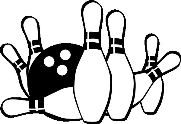 Bowling alley clipart 3 .-Bowling alley clipart 3 .-3