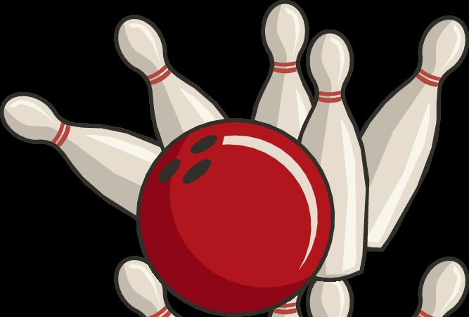 Bowling Clip Art Free
