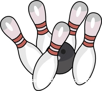 Bowling Clip Art Free Clipart-Bowling clip art free clipart-1